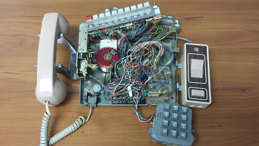 Western Electric Phone Internals